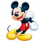 Grab and download Mickey Mouse Icon Clipart