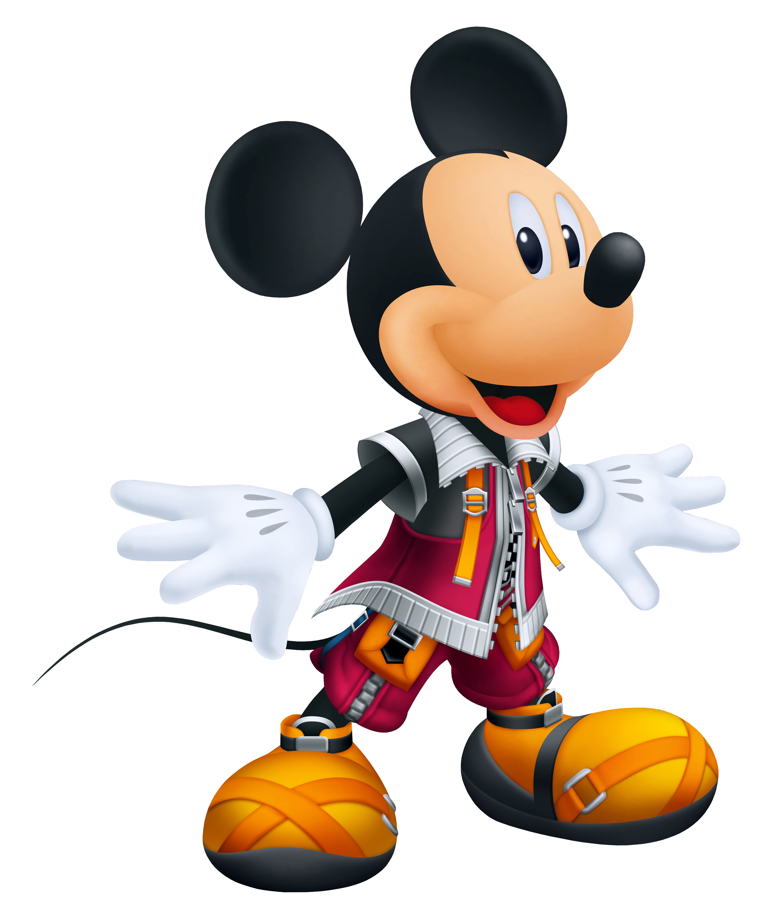 Grab and download Mickey Mouse In PNG