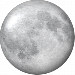 Download this high resolution Moon PNG Image