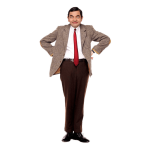 Grab and download Mr. Bean PNG Picture