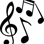 Download and use Music Notes PNG