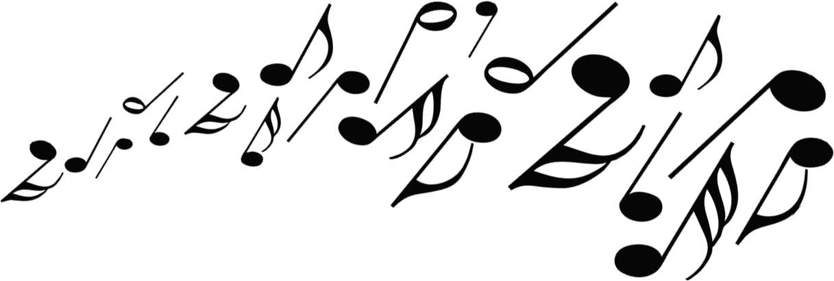 Images For Tumblr Transparent Music Notes: Music Notes Transparent PNG Image