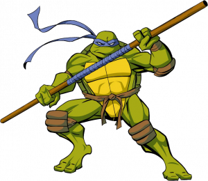 Free download of Ninja Turtles PNG Image Without Background