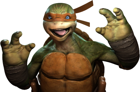 Now you can download Ninja Turtles Transparent PNG File