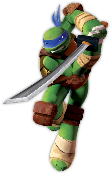 Now you can download Ninja Turtles In PNG