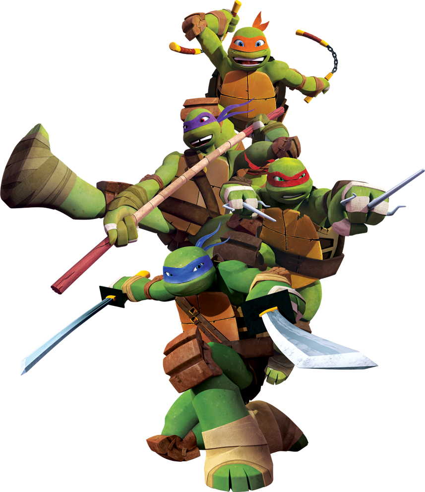 Download this high resolution Ninja Turtles PNG Image Without Background