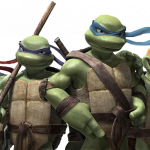 Now you can download Ninja Turtles Icon