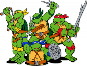 Best free Ninja Turtles Icon Clipart