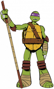 Grab and download Ninja Turtles PNG in High Resolution