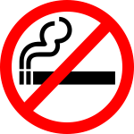 Download for free No Smoking  PNG Clipart