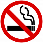 Download this high resolution No Smoking Icon Clipart