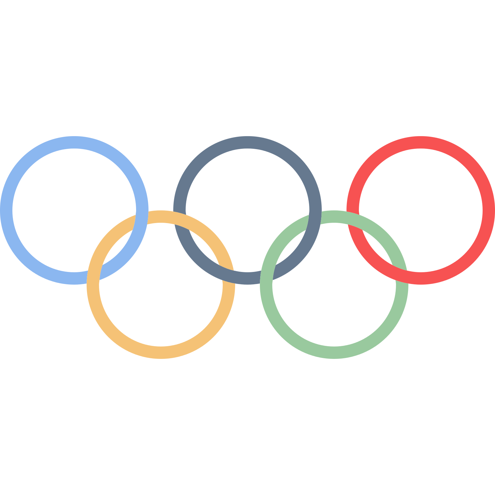 olympic rings png in high resolution web icons png rh webiconspng com olympic rings clipart olympic rings clipart free