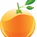 Download and use Orange PNG Picture