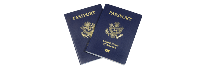 Free download of Passport Icon PNG