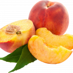 Best free Peach Transparent PNG Image