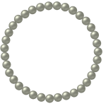 Best free Pearls Icon Clipart
