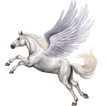 Grab and download Pegasus Icon Clipart