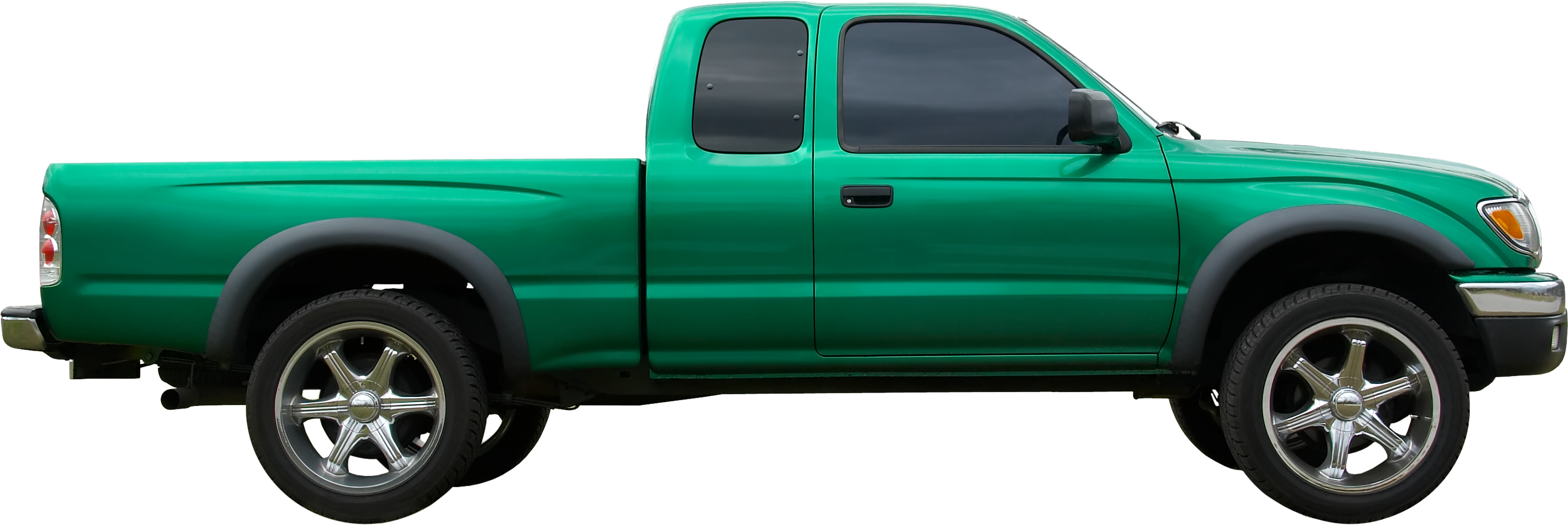 Download this high resolution Pickup Truck In PNG