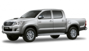 Grab and download Pickup Truck In PNG