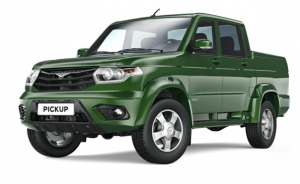 Free download of Pickup Truck Transparent PNG Image