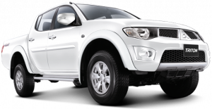 Download and use Pickup Truck PNG Image