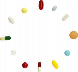 Free download of Pills  PNG Clipart