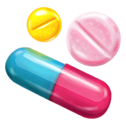 Now you can download Pills Transparent PNG File