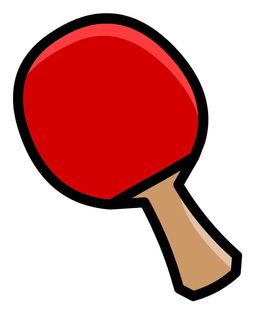 Free download of Ping Pong Transparent PNG File