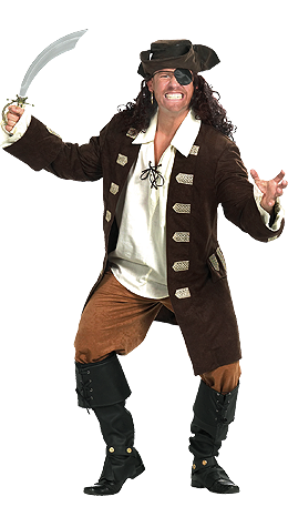 Grab and download Pirate  PNG Clipart