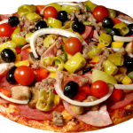 Free download of Pizza Icon Clipart