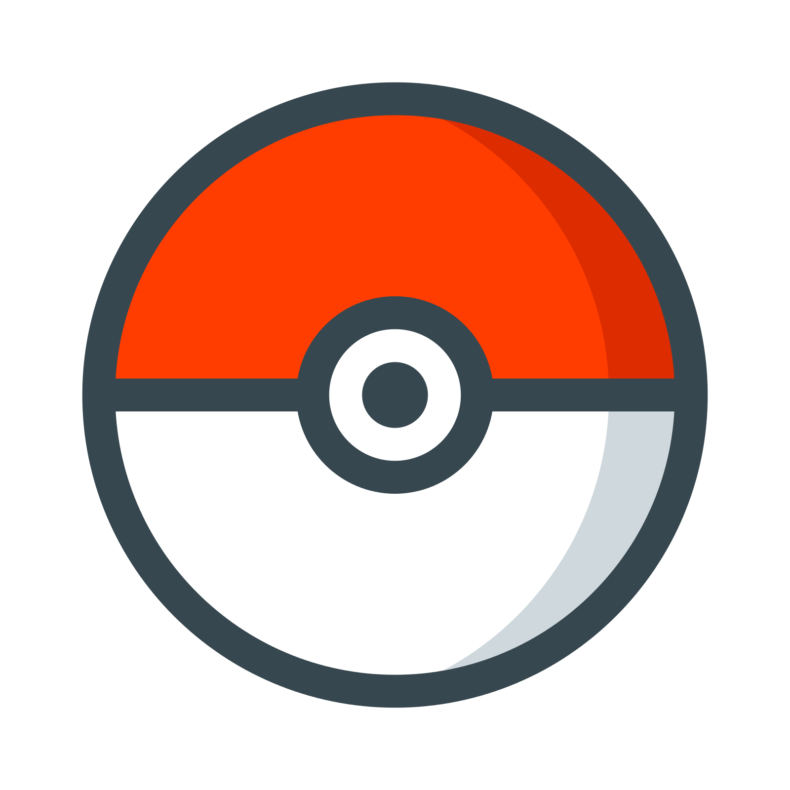 Download this high resolution Pokeball PNG Icon