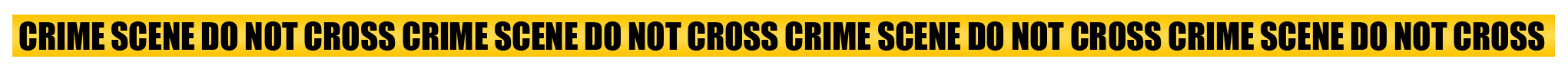 Download this high resolution Police Tape Transparent PNG File