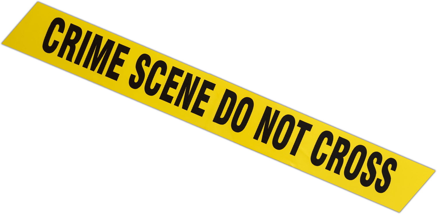 Download for free Police Tape In PNG