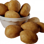 Best free Potato High Quality PNG