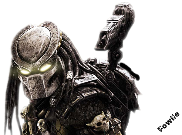 Free download of Predator PNG Image Without Background