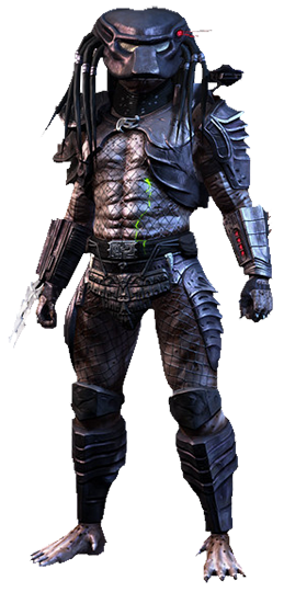 Download and use Predator Transparent PNG Image