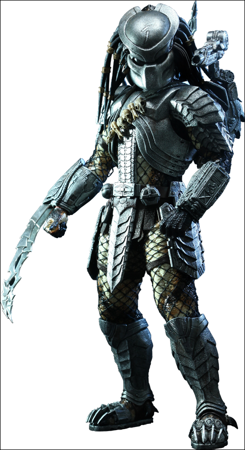 Download for free Predator PNG Image