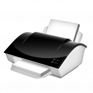 Download and use Printer PNG Image
