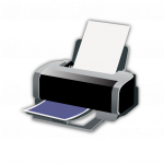 Grab and download Printer PNG Picture