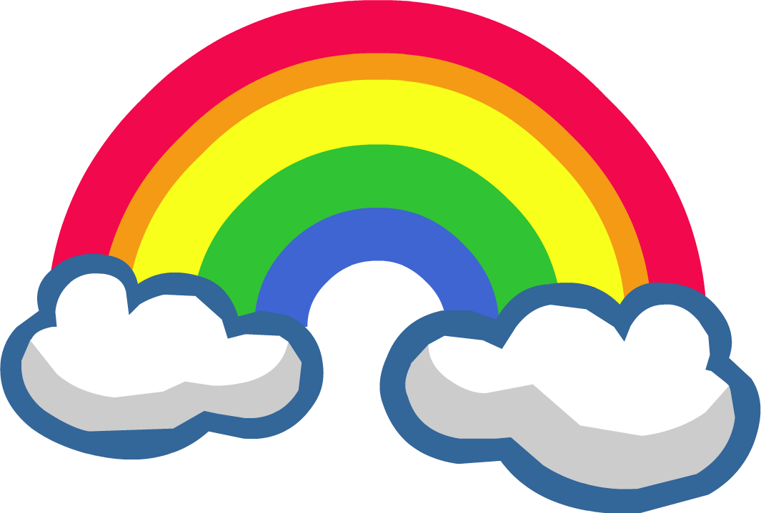 Rainbow PNG Icon