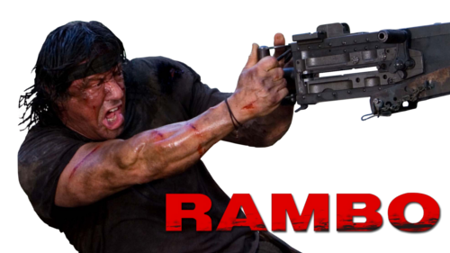 Free download of Rambo High Quality PNG