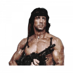 Download for free Rambo PNG Image Without Background