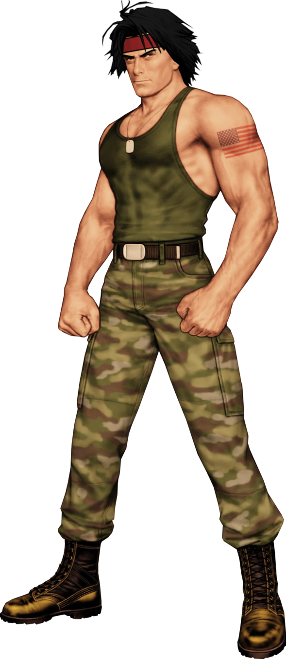 Download this high resolution Rambo PNG Image