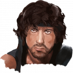 Now you can download Rambo Transparent PNG File