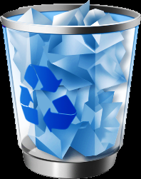 Free download of Recycle Bin PNG Picture