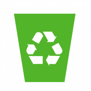 Grab and download Recycle Bin PNG Icon