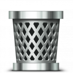 Grab and download Recycle Bin PNG in High Resolution