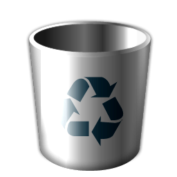 Download this high resolution Recycle Bin  PNG Clipart