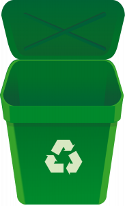 Download and use Recycle Bin Transparent PNG Image