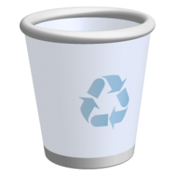 Free download of Recycle Bin Icon Clipart